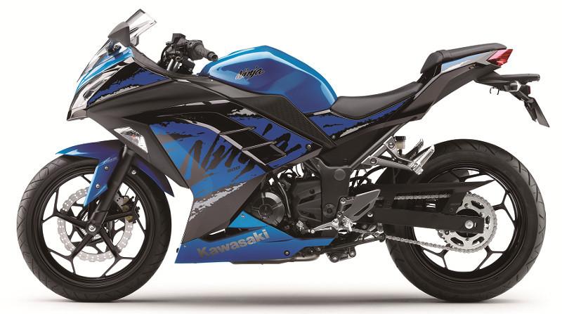 Kawasaki Ninja New Kawasaki Ninja 300 Abs Launched Price Drops By