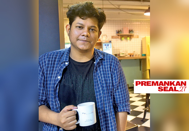 "The Mumbai-based motion graphics designer says ""he wants to build value into something"", which may not be possible in a full-time job (PHOTO BY NILESH WAIRKAR)"