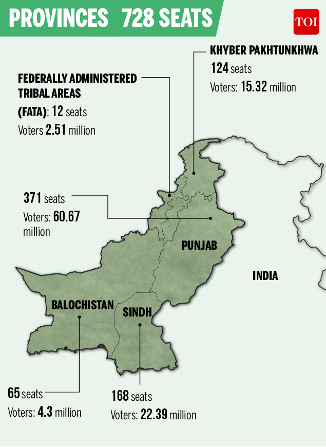 Pakistan Elections In Numbers-Infographic-TOI2