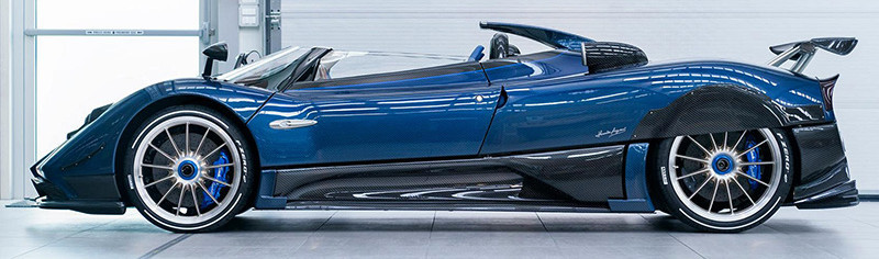 Pagani At Rs 122 Crore Pagani Introduces Worlds Most Expensive Car
