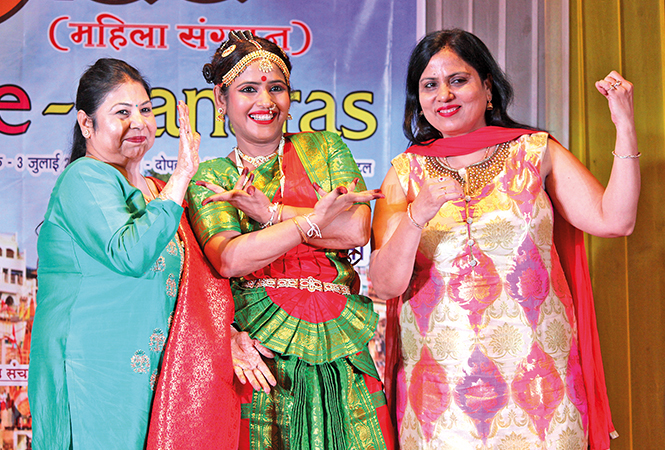 (L-R) Neelam, Seema and Pallavi (BCCL/ Arvind Kumar)