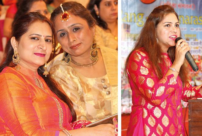 Ambika and Vinita (R) Bhavya (BCCL/ Arvind Kumar)
