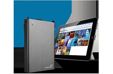 seagate wireless Plus 2TB