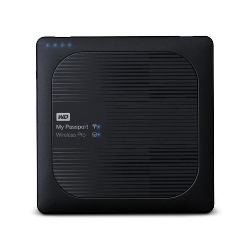 WD My Passport Wireless Pro 2TB