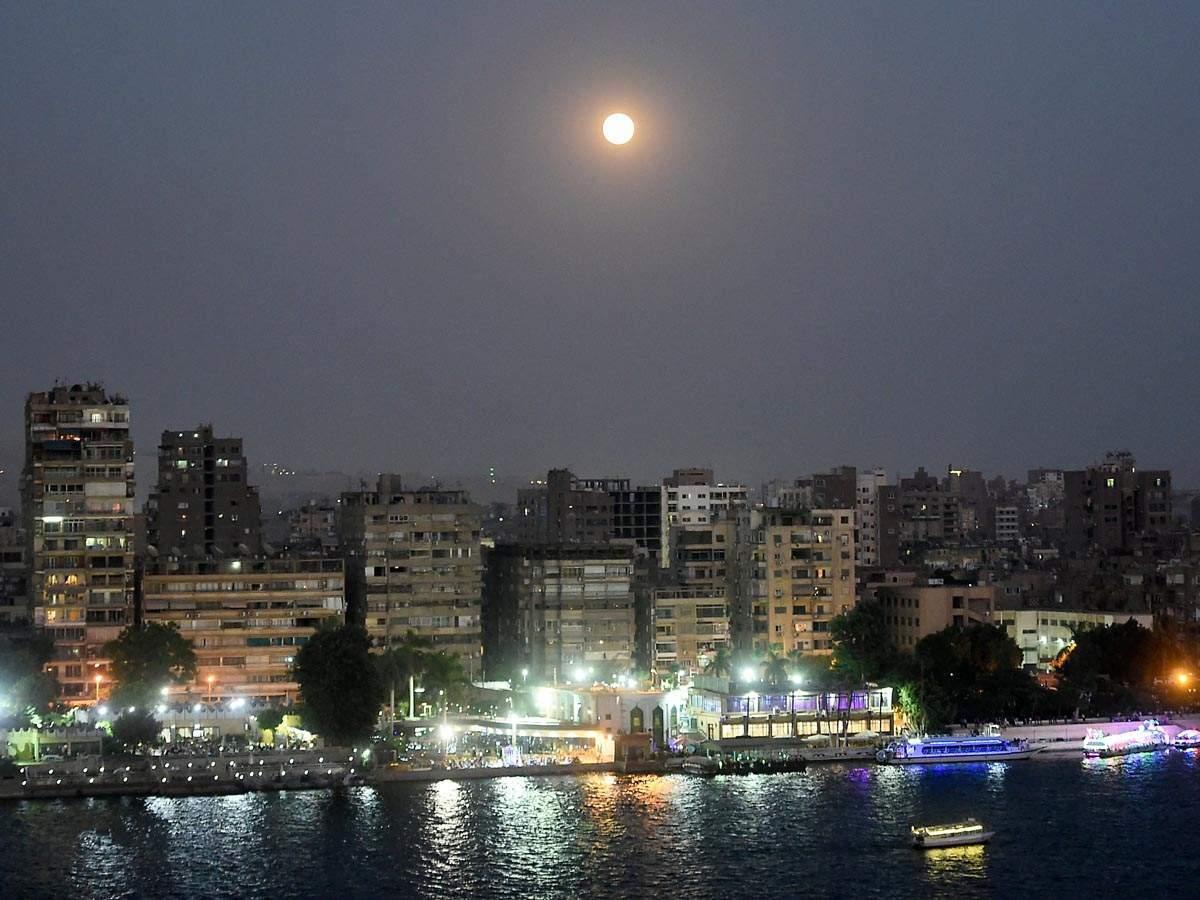 Lunar Eclipse Photos (AFP photo)