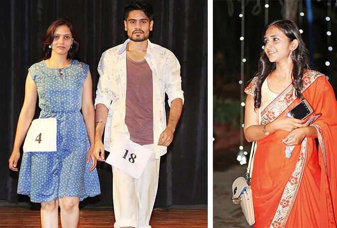 (L) Sumati and Shivam (R) Nabeela (BCCL/ Aditya Yadav)