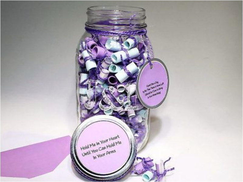 Friendship Day Gift Ideas for him and her - message jar
