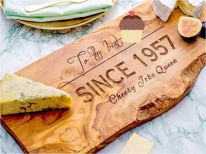 Friendship Day Gift Idea - cheeseboard notonhighstreet