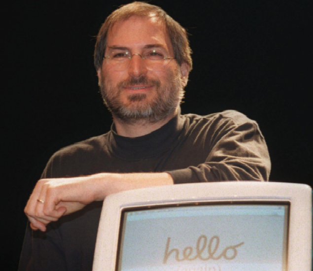 steve jobs  Apple market cap: Triumph of the iPhone: Apple's journey from near bankruptcy to trillion-dollar mark Master