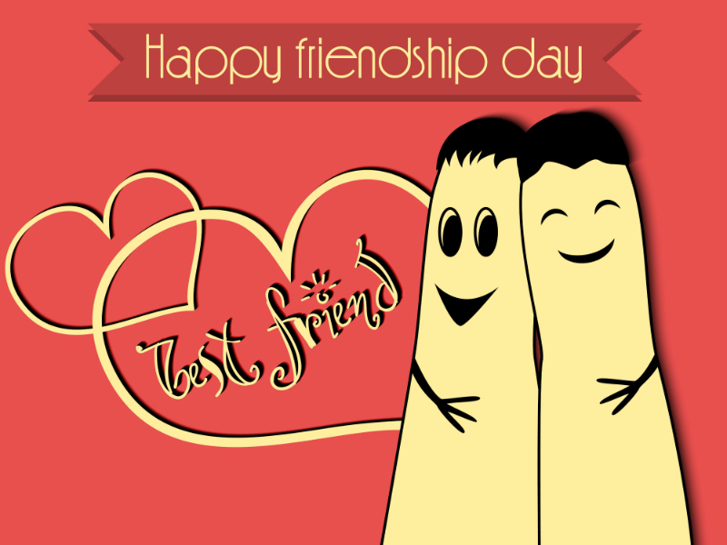 Friendship Day 2018 Greeting Cards