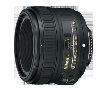 Nikon AF-S FX NIKKOR 50mm