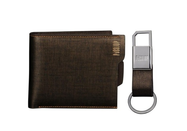 Pabojoe Brown Men's Wallet