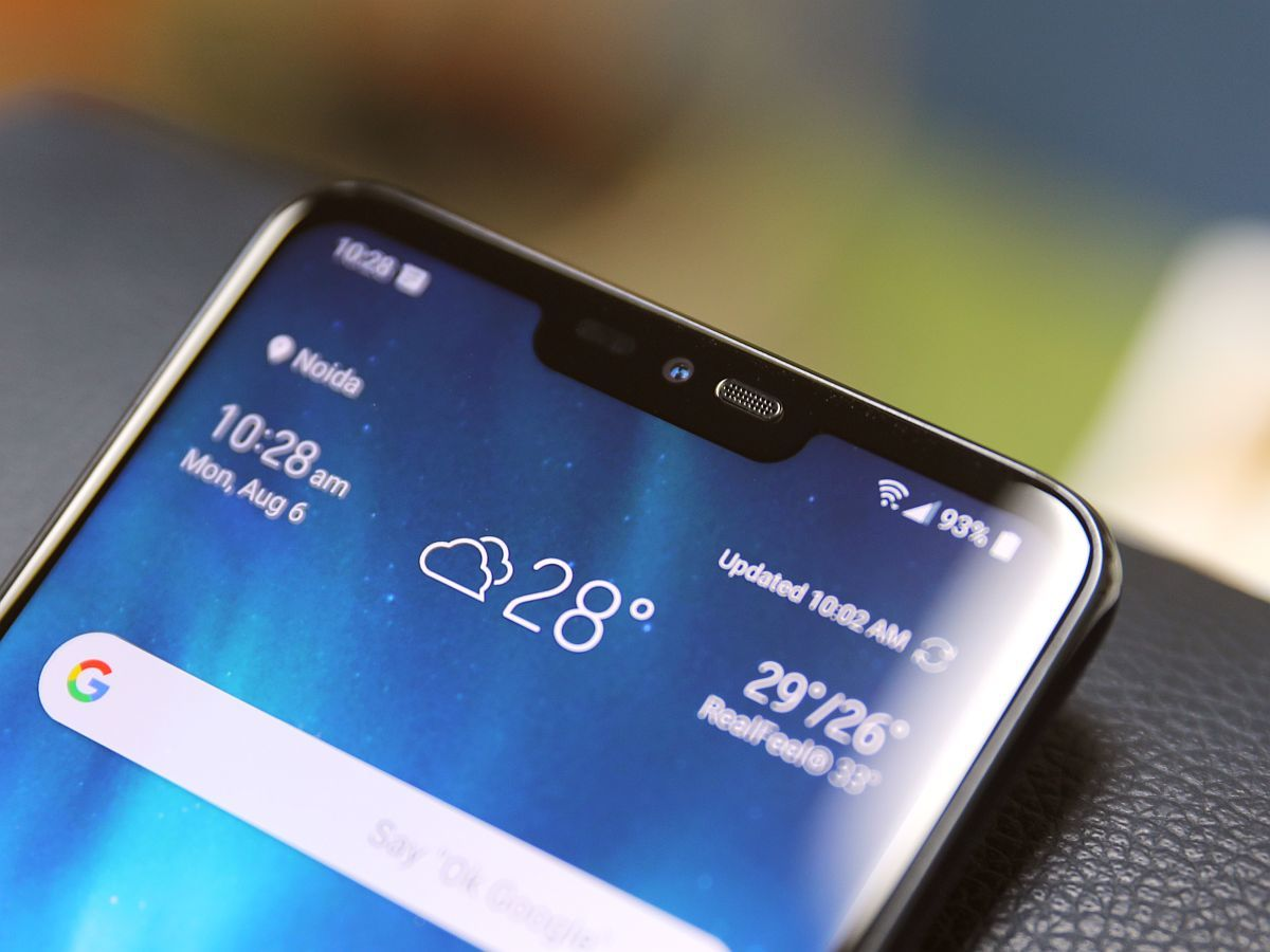 lg g7 plus thinq: LG G7+ ThinQ: First impressions | Gadgets Now
