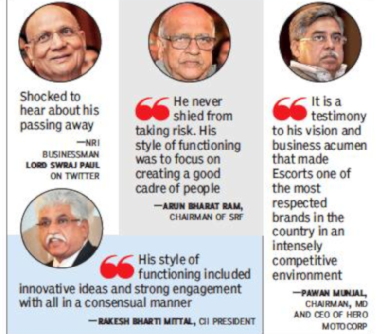 From shop floor struggle to board room battles, Rajan Nanda