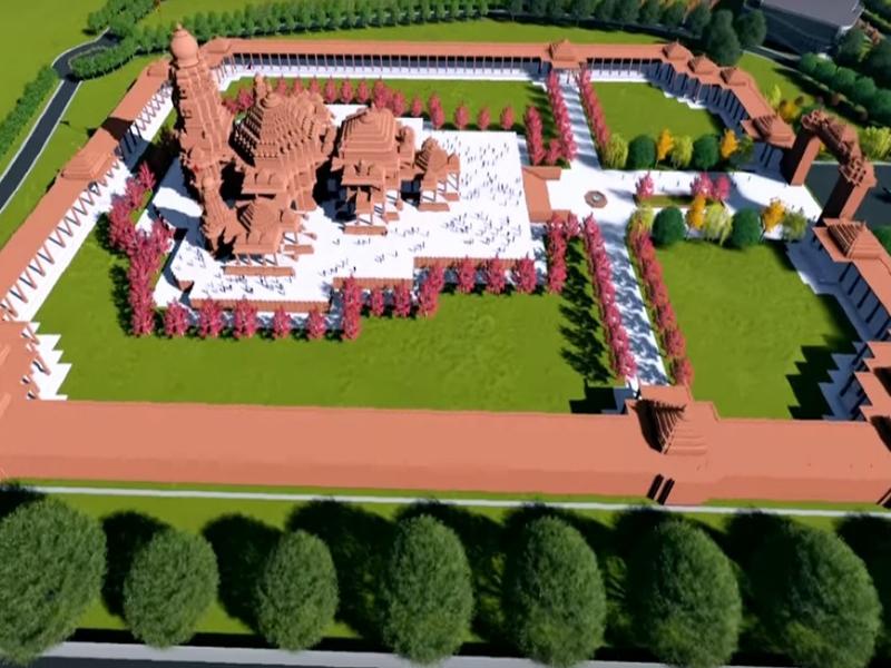t2  Gujarat: Patidars pledge Rs 150 crore in 3 hours for Ahmedabad temple | Ahmedabad News Master