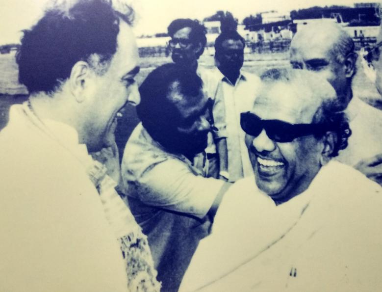 karuna_rajiv  Karunanidhi has left an indelible mark on national political scene | India News Master