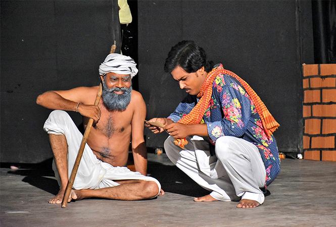 Ajay Kumar (L) and Sachin Singh (BCCL/ Vishnu Jaiswal)