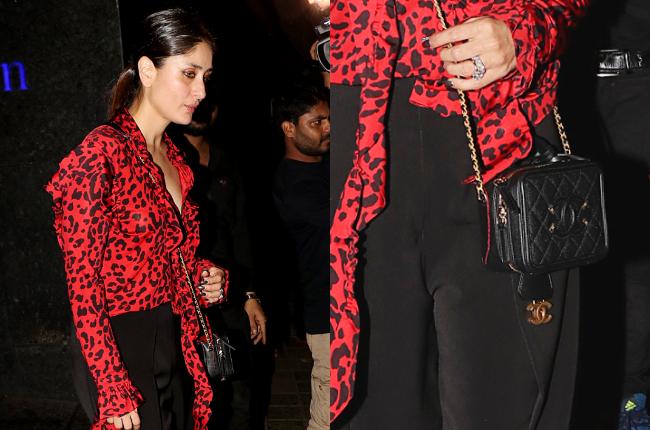 Kareena Kapoor Khan's bag