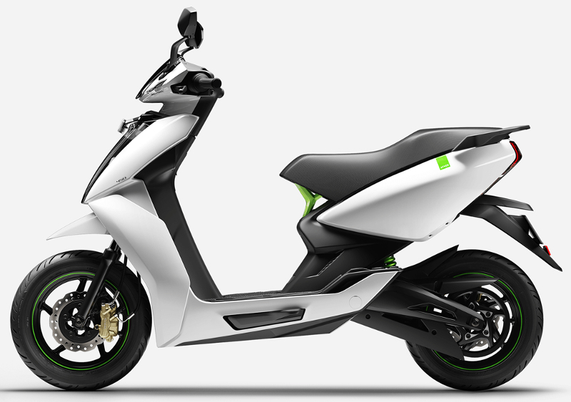 Electric Scooter Ather 340 Vs Honda Activa 5g Dlx A Theoretical