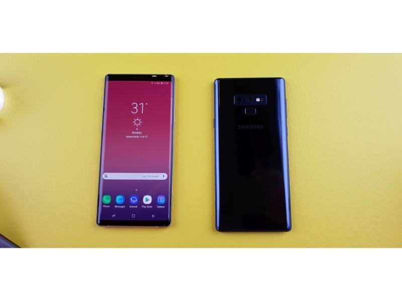 samsung galaxy note 9 price: Samsung Galaxy Note 9 with improved S-Pen launched; Price, specifications and availability Master