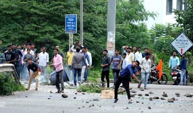 Bandh_Pune Violence_Nikhil 0908