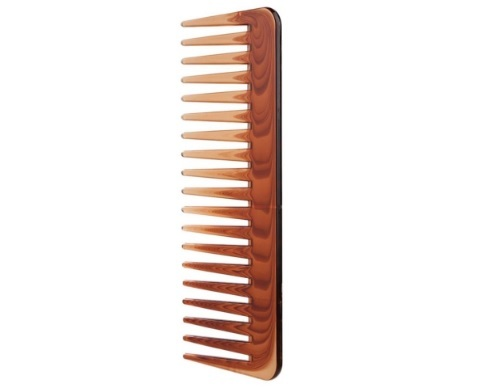 Wide Teeth Comb Hair