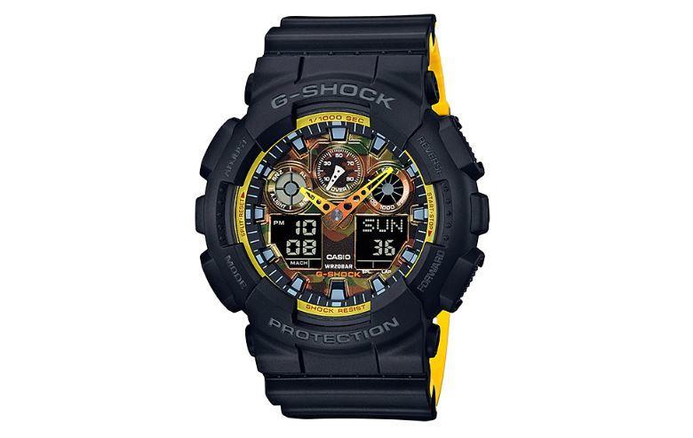 Casio G-Shock GA-100BY