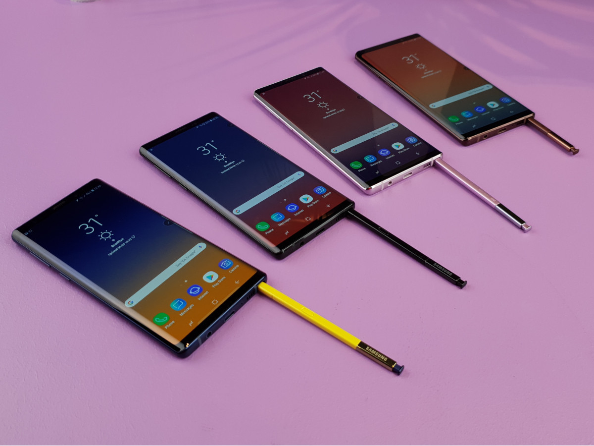 Samsung Galaxy Note 9 Review: Samsung Galaxy Note 9 Review