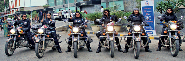 Bullet Bike Expedition; Pic: ANCELA JAMINDAR
