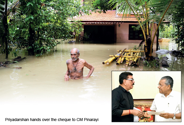 Bollywood joins relief work for Kerala