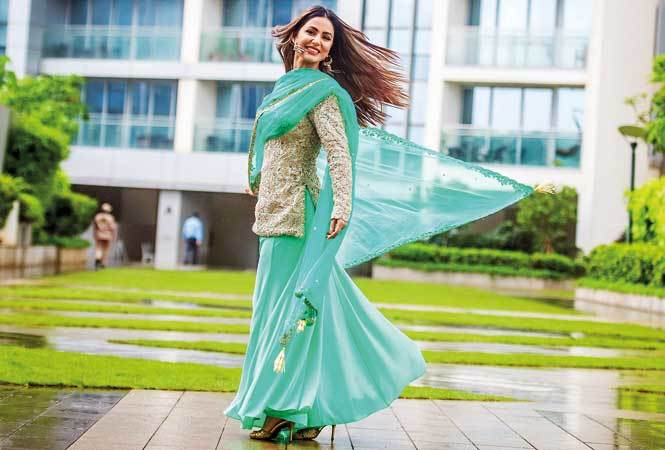 This Eid I Want To Make An Effort And Dress Up Hina Khan