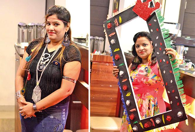 (L) Bhavana (R) Bhawana (BCCL/ Pankaj Singh)