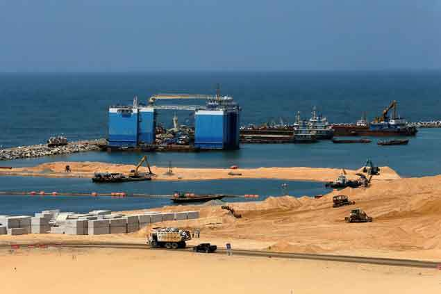 colombo-port-city  China aims to build houses, roads in Sri Lanka north to extend sway Master