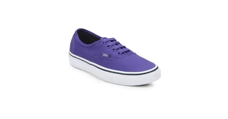 Vans Canvas Women Sneakers