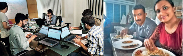 Compassionate Keralam, a platform backed by IAS officer Prashant Nair, set up nine call centres in Bengaluru, Mysore and several cities in Kerala & Doctor-couple Shinu Syamalan and Rahul have been on the move in and around Thrissur, tending to people in remote areas