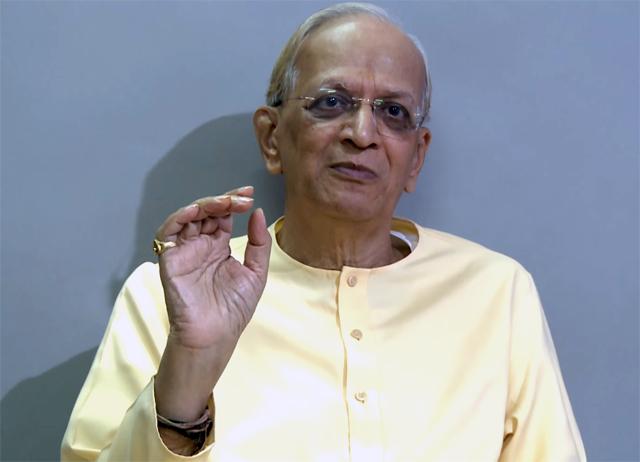 Sanatan Sanstha founder Jayant Athavale