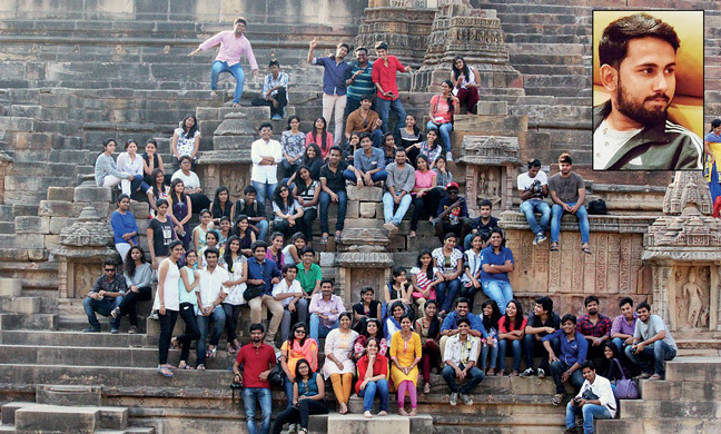 Gaurav Chudiwal discovered the wonders of vernacular architecture in Ahmedabad