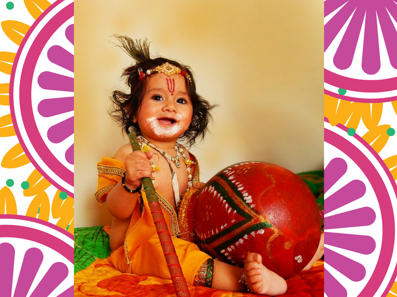 Happy Krishna Janmashtami images, photo's, pictures and backgrounds