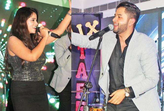 (L) Shreya (R) Akshay Oberoi (BCCL/ Arvind Kumar)