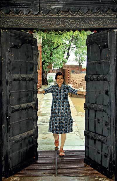 Danseuse Mallika Sarabhai and her team is ready to throw open the doors to Natarani, three years after it went into rebuild
