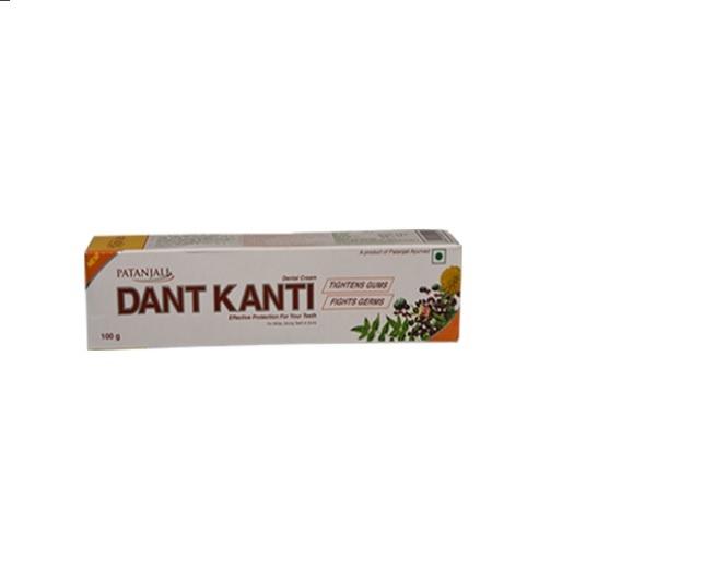 Dant Kanti by Patanjali