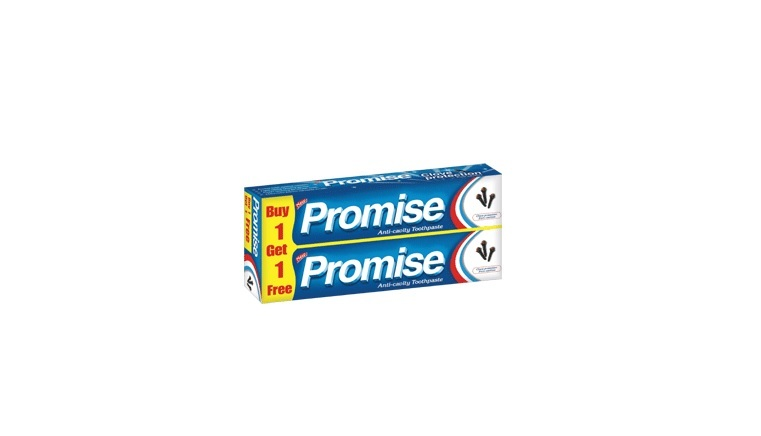 Promise Toothpaste