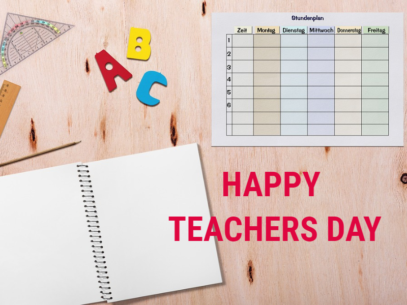 Happy Teachers Day 2018: Facebook and Whatsapp status, Quotes, Wishes, Messages, Greeting Cards, Thoughts