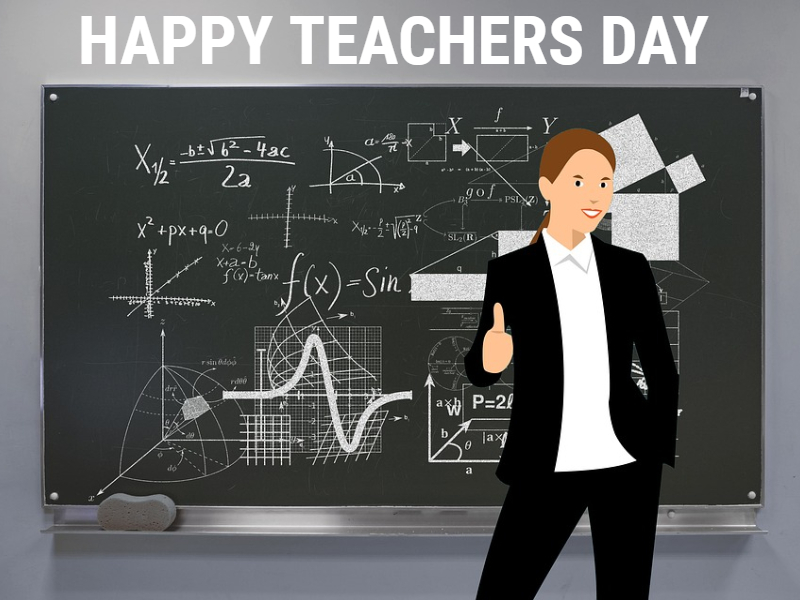 Happy Teachers Day 2018: Wishes, Quotes, Thoughts, Messages, Greeting Cards, Status and Images