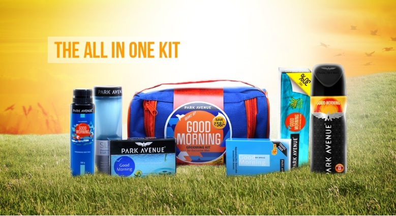 The Park Avenue Good Morning Kit