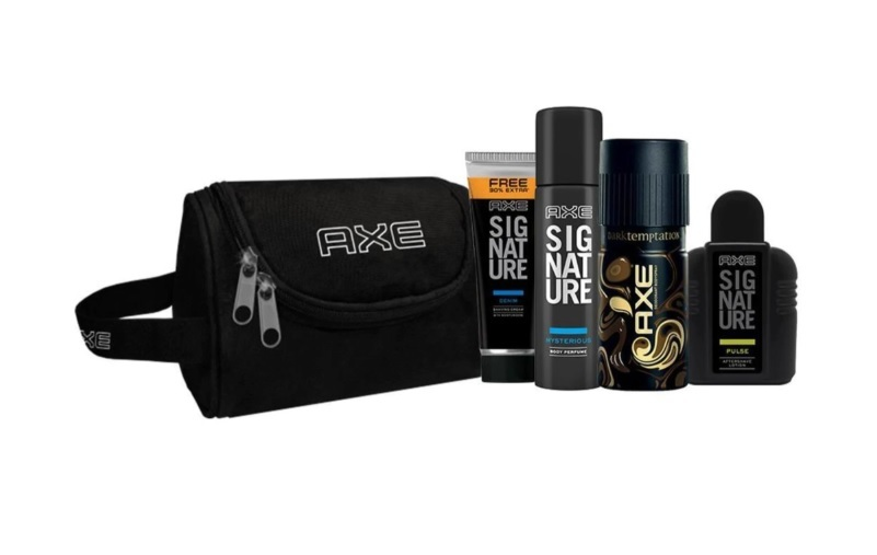 AXE Men's Grooming Kit (Travel Bag Free)