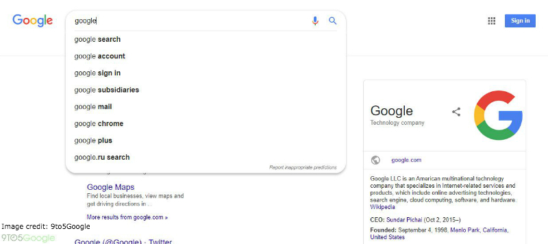 Google Spotted Testing 'new' Search Bar On Desktops, Here