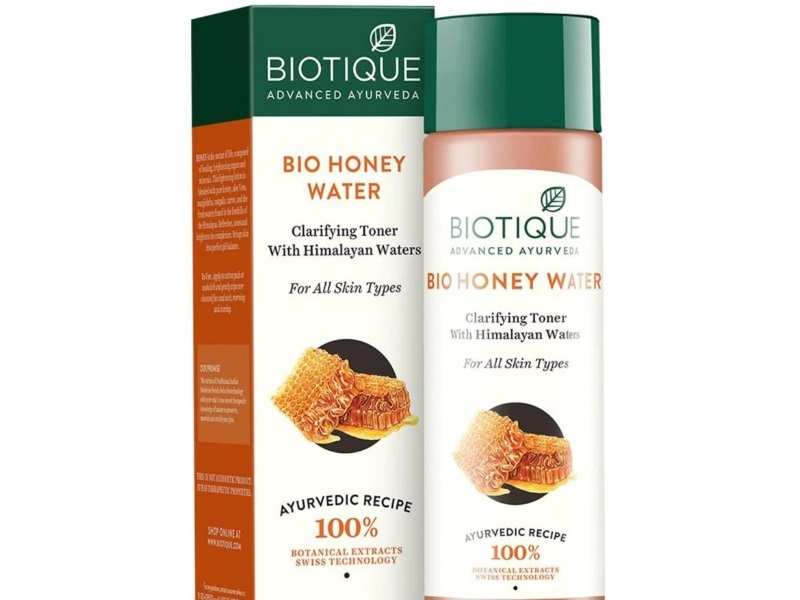 Biotique Bio Honey Water Clarifying Toner
