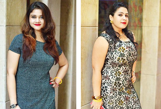 (L) Sonal (R) Tanya (BCCL/ Pankaj Singh)