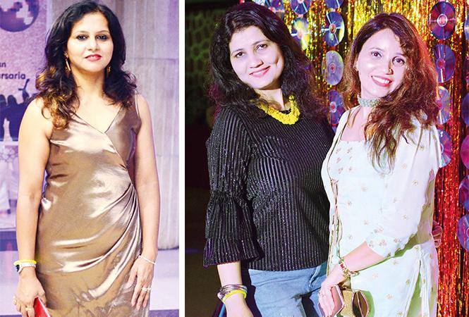 (L) Vaishali (R) Vinita and Rati (BCCL/ Pankaj Singh)